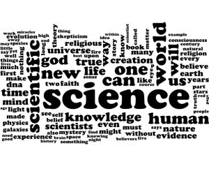 Skeptics and true believers: the exhilarating connection between science and religion by Chet Raymo