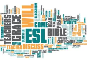 ESL Bible Teacher Agenda Spring 2019