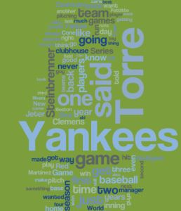 The Yankee Years by Joe Torre; Tom Verducci